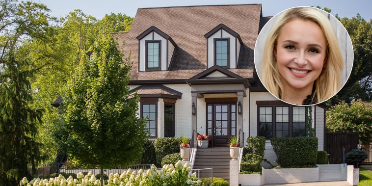 Hayden Panettiere's Nashville house is for sale
