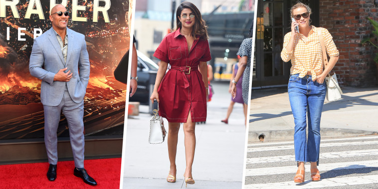 Meghan Markle style, Reese Witherspoon style, Prianka Chopra style