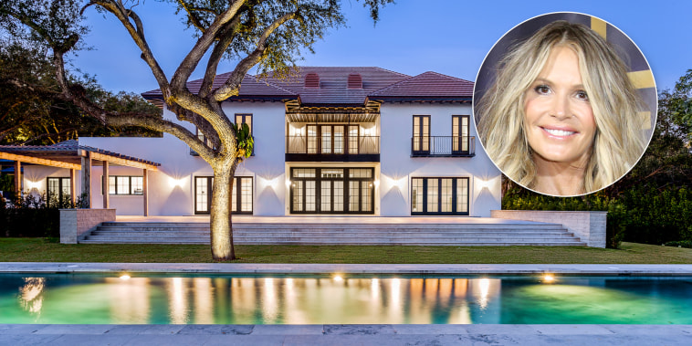 Elle Macpherson just bought a sleek new house in Miami