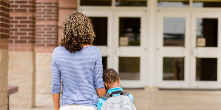 How to deal with anxiety in kids about school safety