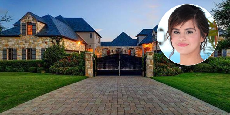 Selena Gomez is selling her Texas mansion