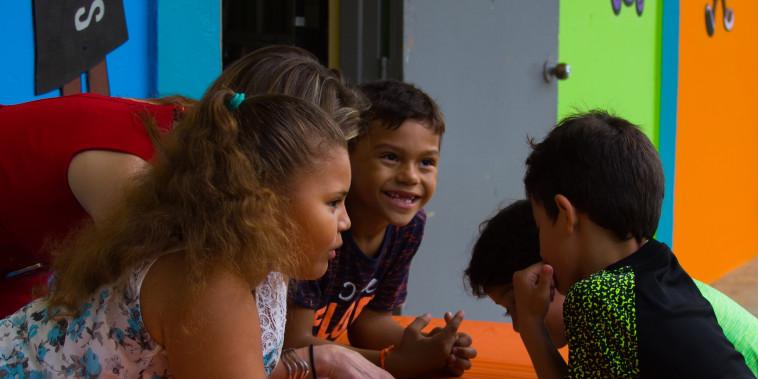 Image: Puerto Rico Schools Reopen