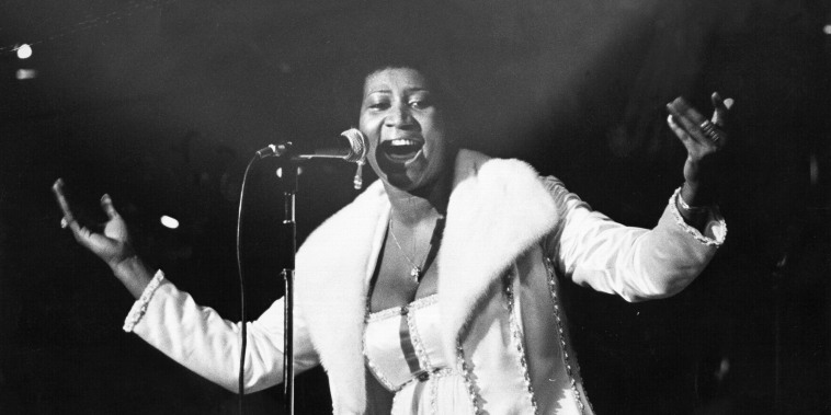 Image: Queen Of Soul Performing