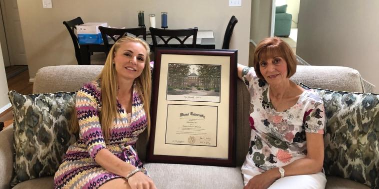 Melissa Howard Fake Diploma