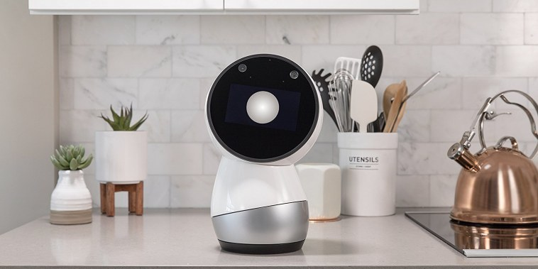 Best home robot:  Jibo The World's First Social Robot for the Home