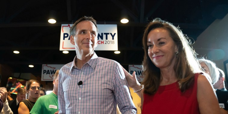 Image: Tim Pawlenty concedes his run for governor