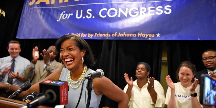 Jahana Hayes