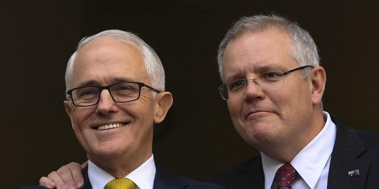 Australian Prime Minister Malcolm Turnbull admits defeat on corporate tax cuts