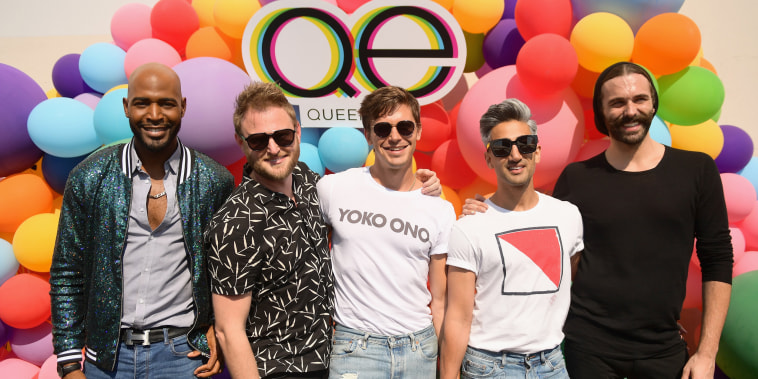 Image: Cast of Netflix's Queer Eye