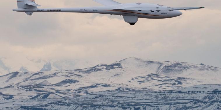 Airbus glider
