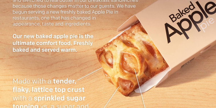 Introducing a NEW Apple Pie