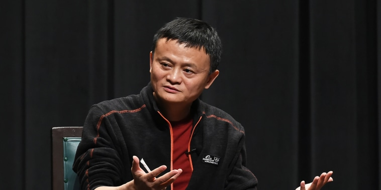 Jack Ma Meets Future Global Leaders at Waseda University