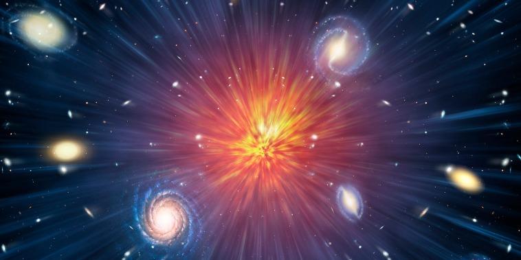 Image: Origin of the universe