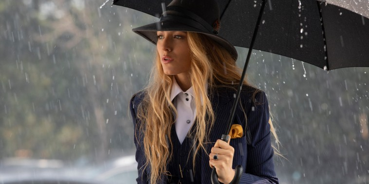 Image: Blake Lively in A Simple Favor