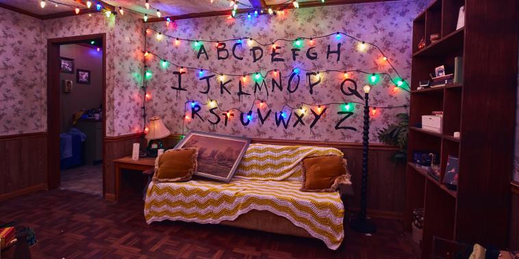 Halloween Horror Nights 2018 Stranger Things