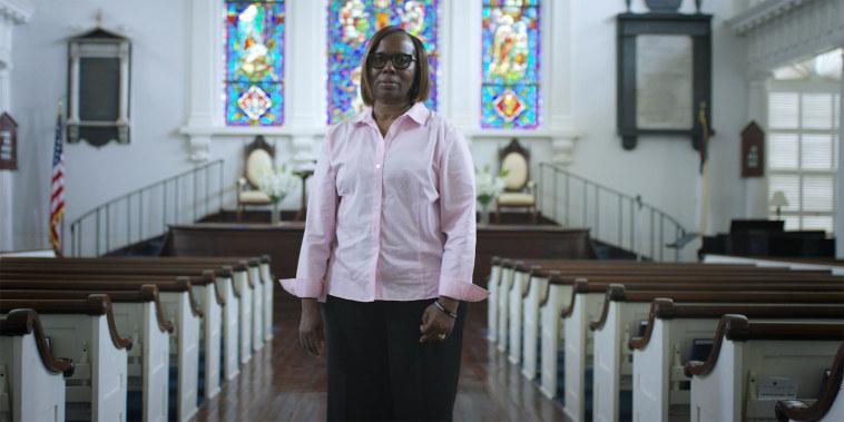 Charleston survivor