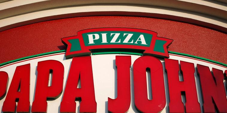 A Papa John's International Inc. Location Ahead Of Earnings Figures