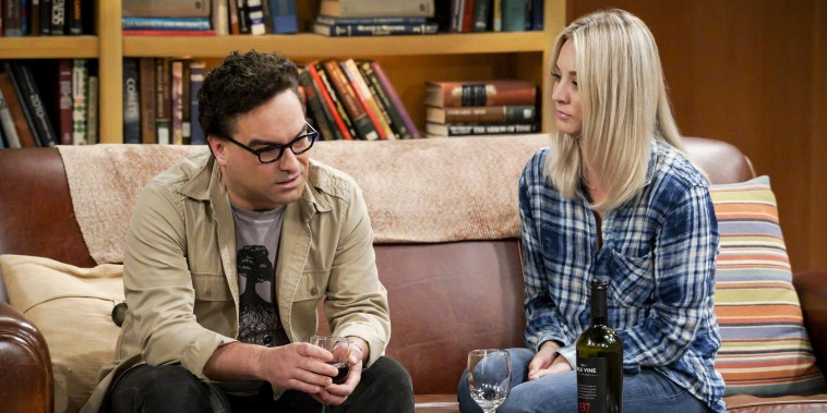 Kaley Cuoco went on James Corden to discuss how she'd like Big Bang Theory to end