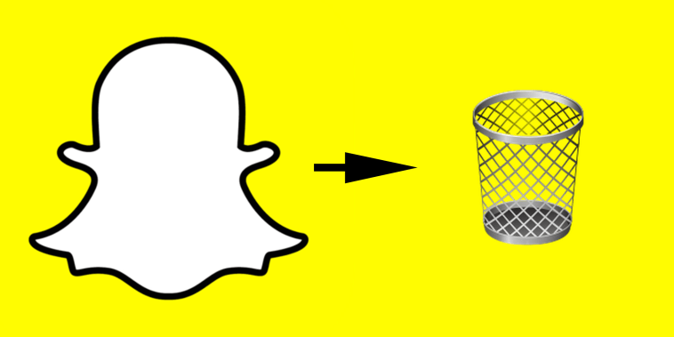 how to delete snapchat account, how to deacivate snapchat