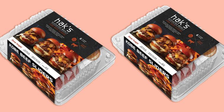 Kobe beef kit at Costco