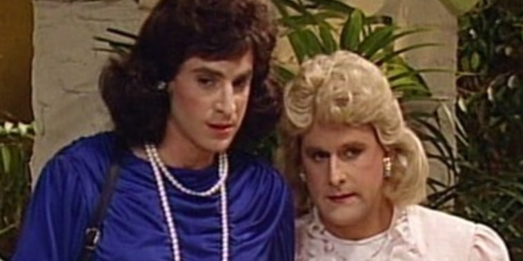 """Bob Saget and Dave Coulier on """"Full House"""""""