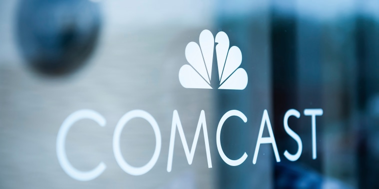 Image: Comcast Corporation logo
