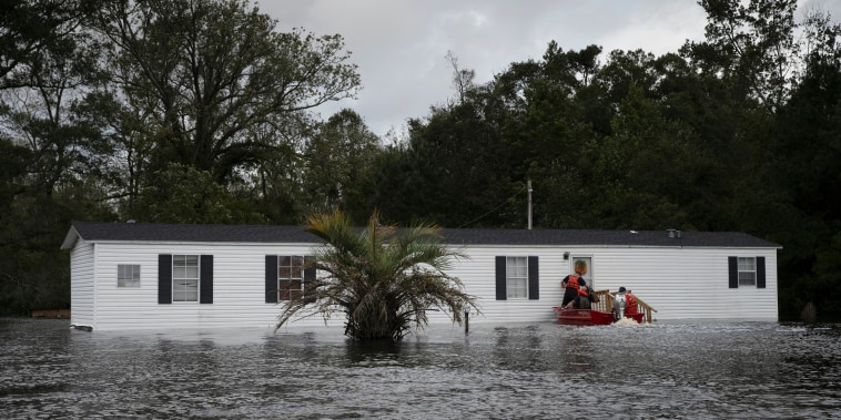 Image: Hurricane Florence Flooding