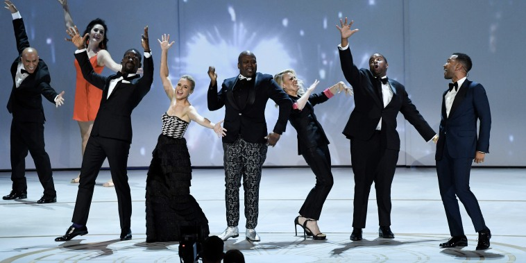 'Long way to go?' Emmys ridicule diversity celebration without progress