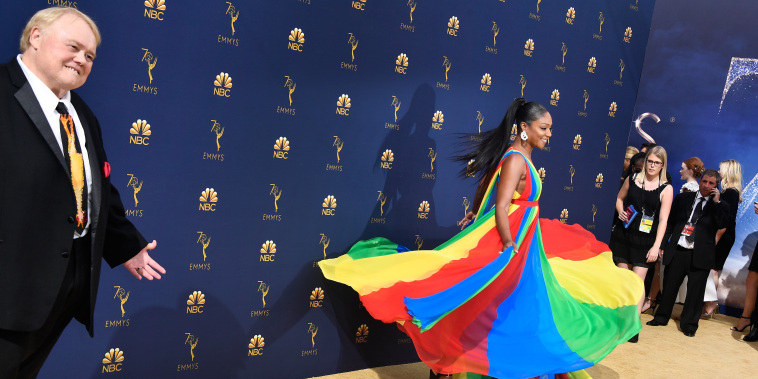 Image: 70th Emmy Awards - Arrivals