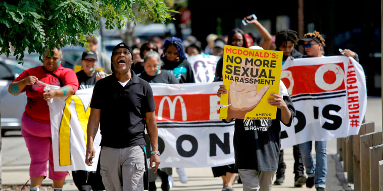 Image: US-food-politics-demonstration-McDonalds