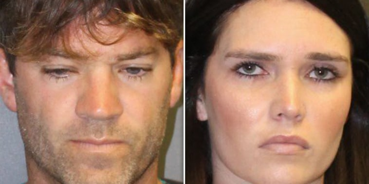 Grant William Robicheaux, 38, and Cerissa Laura Riley