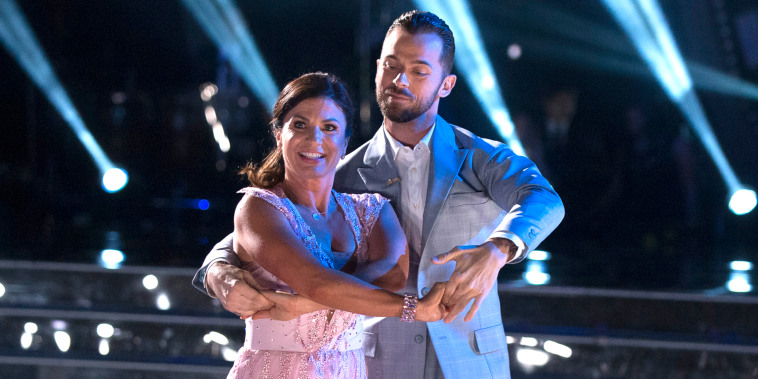 Danelle Umstead is DWTS' first blind contestant