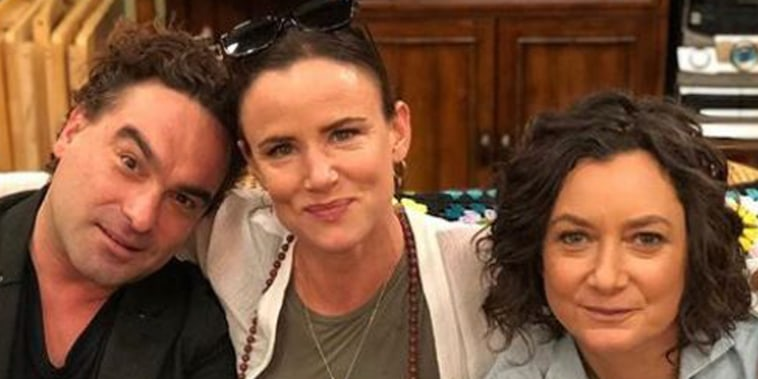 The Conners/Juliette Lewis/Johnny Galecki