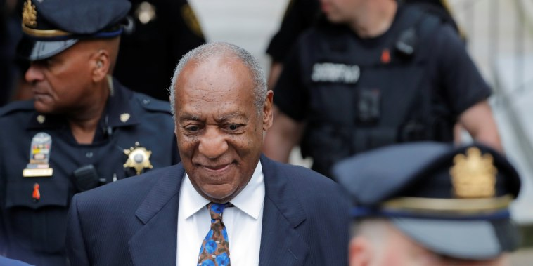Image: Bill Cosby arrives at the Montgomery County Courthouse for sentencing in his sexual assault trial