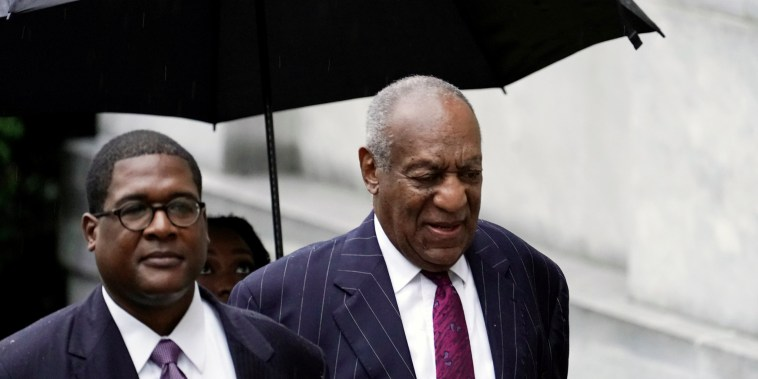 Image: Bill Cosby arrives at the Montgomery County Courthouse for sentencing in Norristown, Pennsylvania