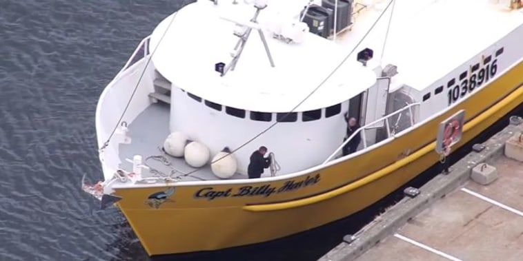 A Mexican national was charged with murder after one person was killed and two others were injured on board the Captain Billy Haver, an 82-foot fishing vessel, off Nantucket.