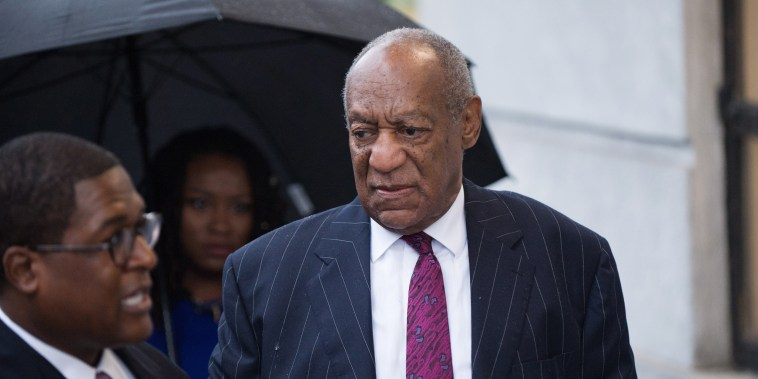 Image: Bill Cosby arrives at the Montgomery County Courthouse