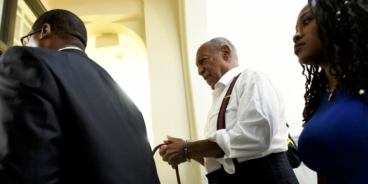 Image: Sentence Announced In Bill Cosby Trial