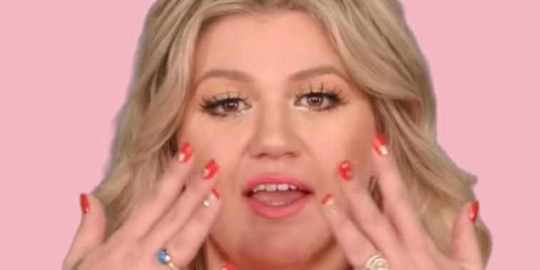 Kelly Clarkson Kristen Bell Ellen