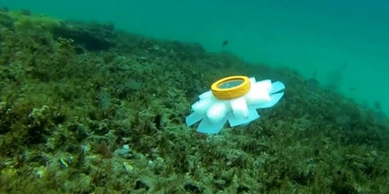 Image: A soft robotic jellyfish