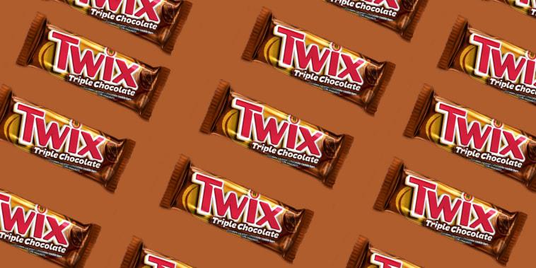 Twix new flavor