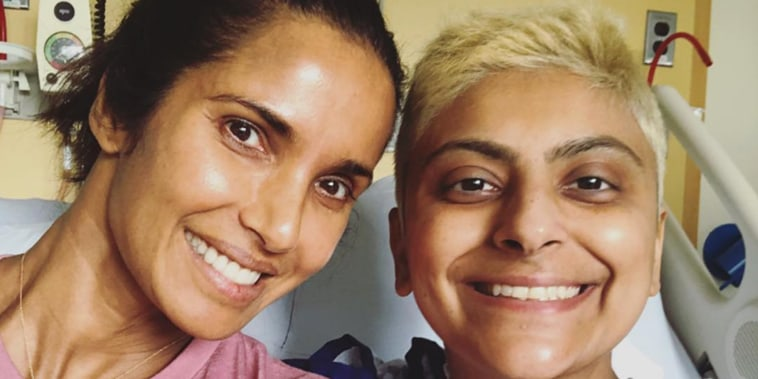 Fatima Ali is a chef in NYC and a former 'Top Chef' contestant. Last year, she was diagnosed with Ewings Sarcoma, a rare form of cancer.