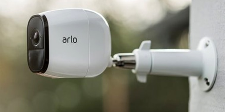 Arlo Pro Indoor/Outdoor 720p Security Camera System