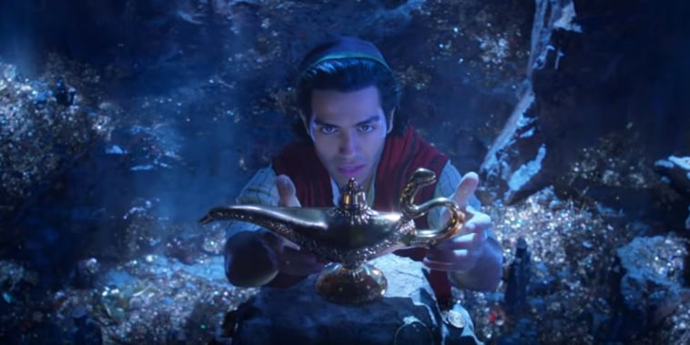 A first-look at the live-action Aladdin