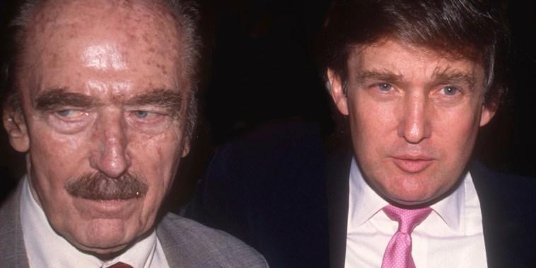 Image; Fred Trump, Donald Trump