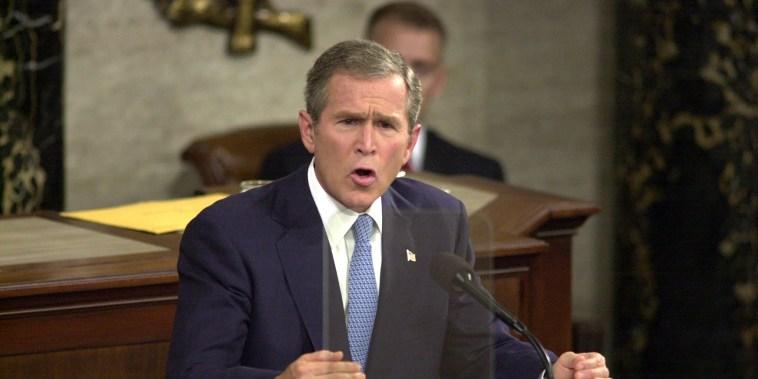 Image; George W. Bush