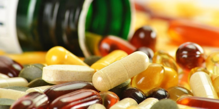Image: Nutritional supplements
