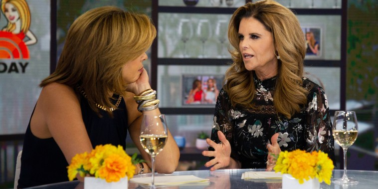 Maria Shriver opens up about her 'spiritual cleanse'*