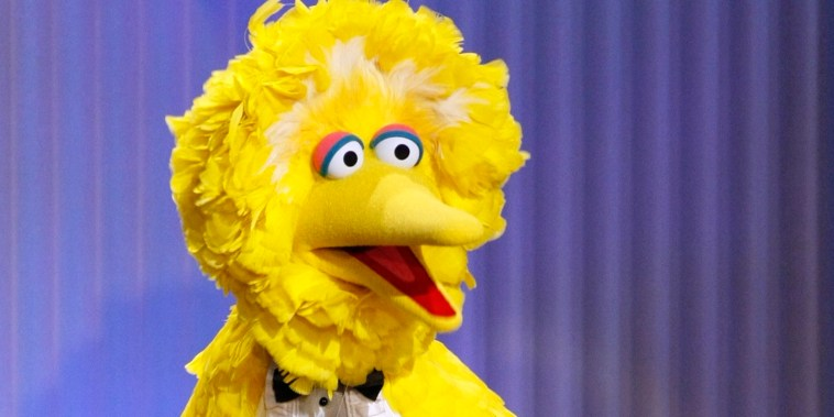 Caroll Spinney (aka Big Bird) is retiring
