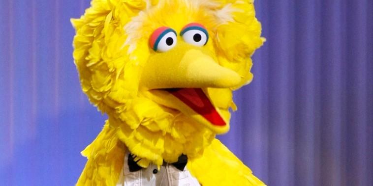 Caroll Spinney (aka Big Bird) is retiring